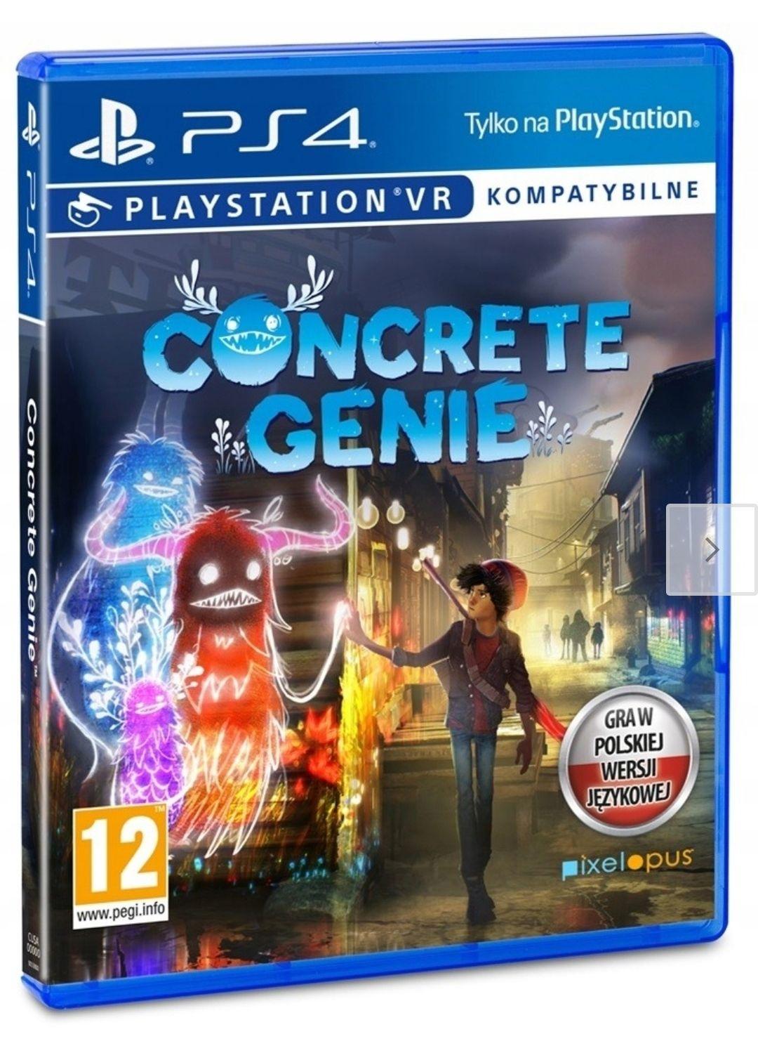 Concrete Genie PS4 VR PL