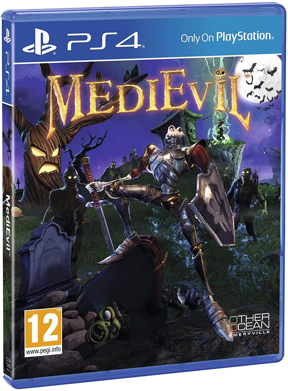 MediEvil PS4 PL