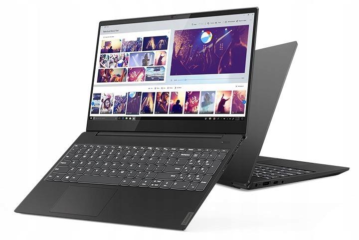 Allegro / Lenovo IdeaPad S340-15 i3 8GB 256SSD FHD TOUCH W10