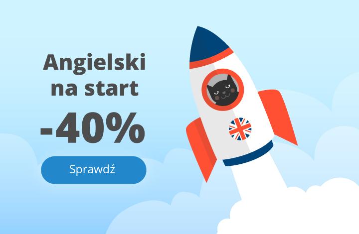 Roczne kursy językowe eTutor 40% taniej (Angielski, Niemiecki)