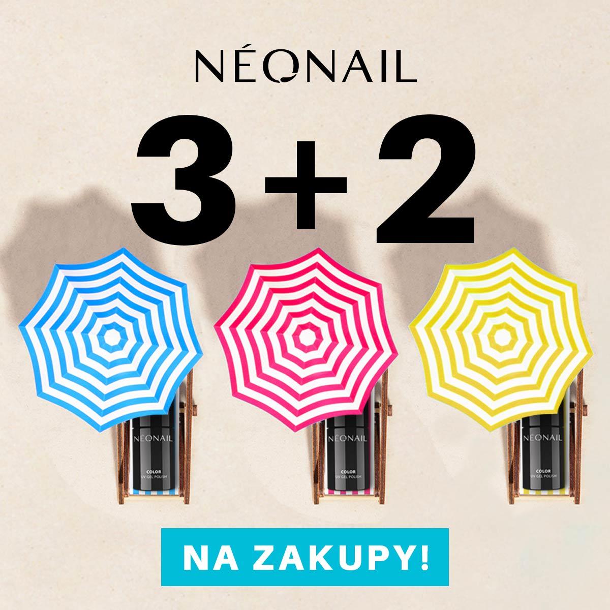 PROMOCJA 3+2 NA HYBRYDY NEONAIL