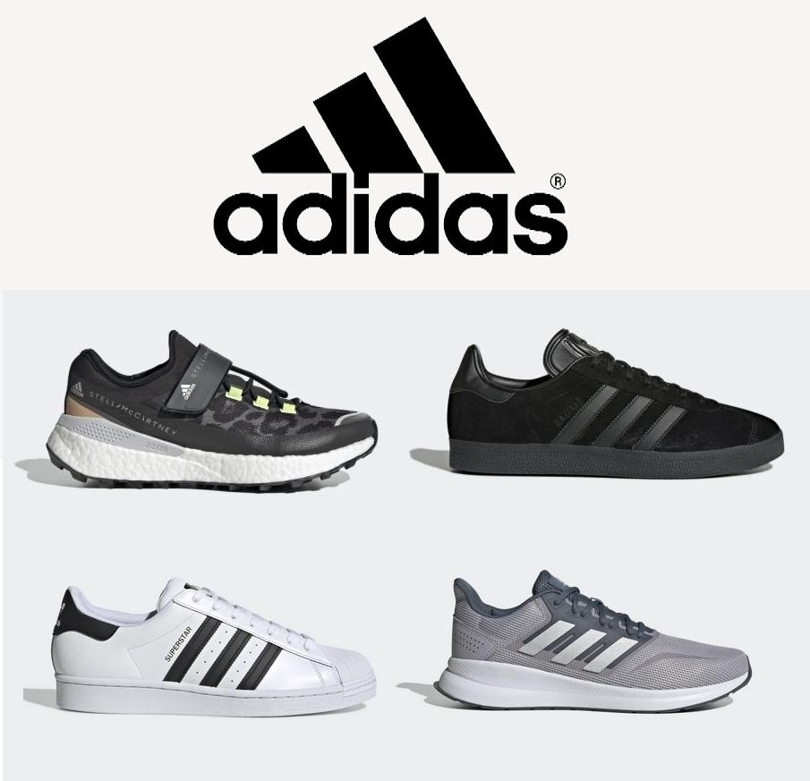20% na nowe i 10% na outlet w aplikacji @Adidas na wybrane produkty