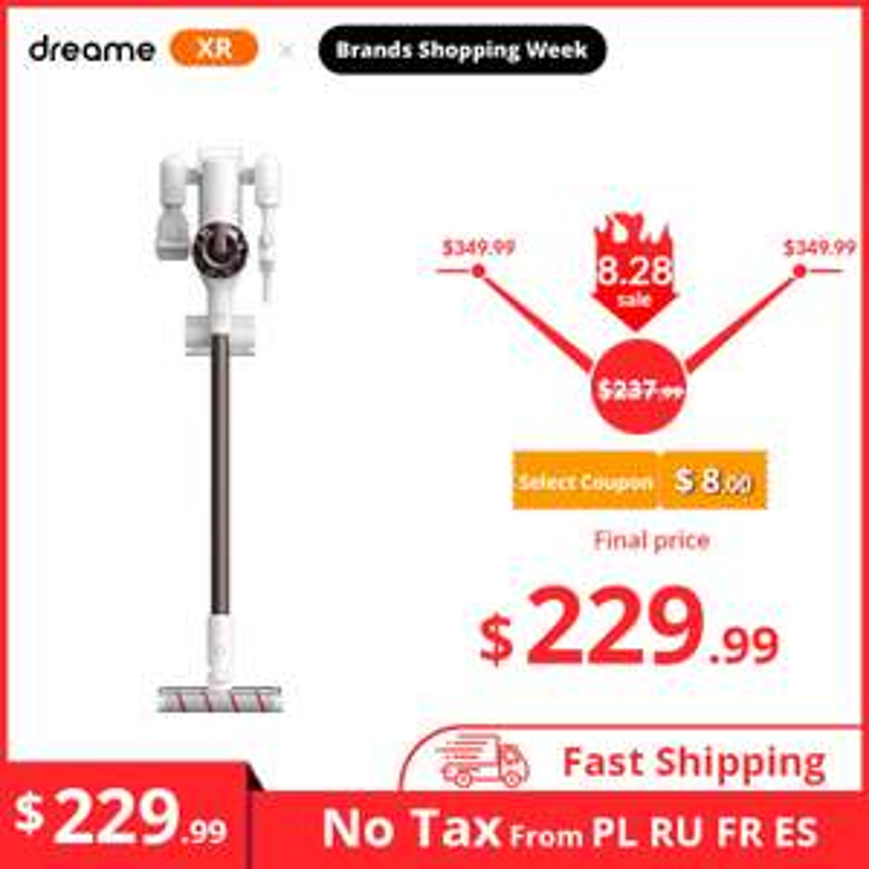Odkurzacz bezprzewodowy Dreame XR Premium