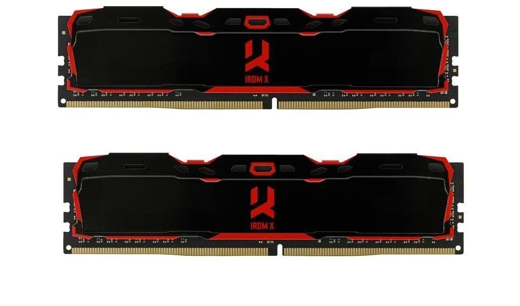 Pamięć GoodRam IRDM X, DDR4, 16 GB, 3200MHz, CL16 na morele