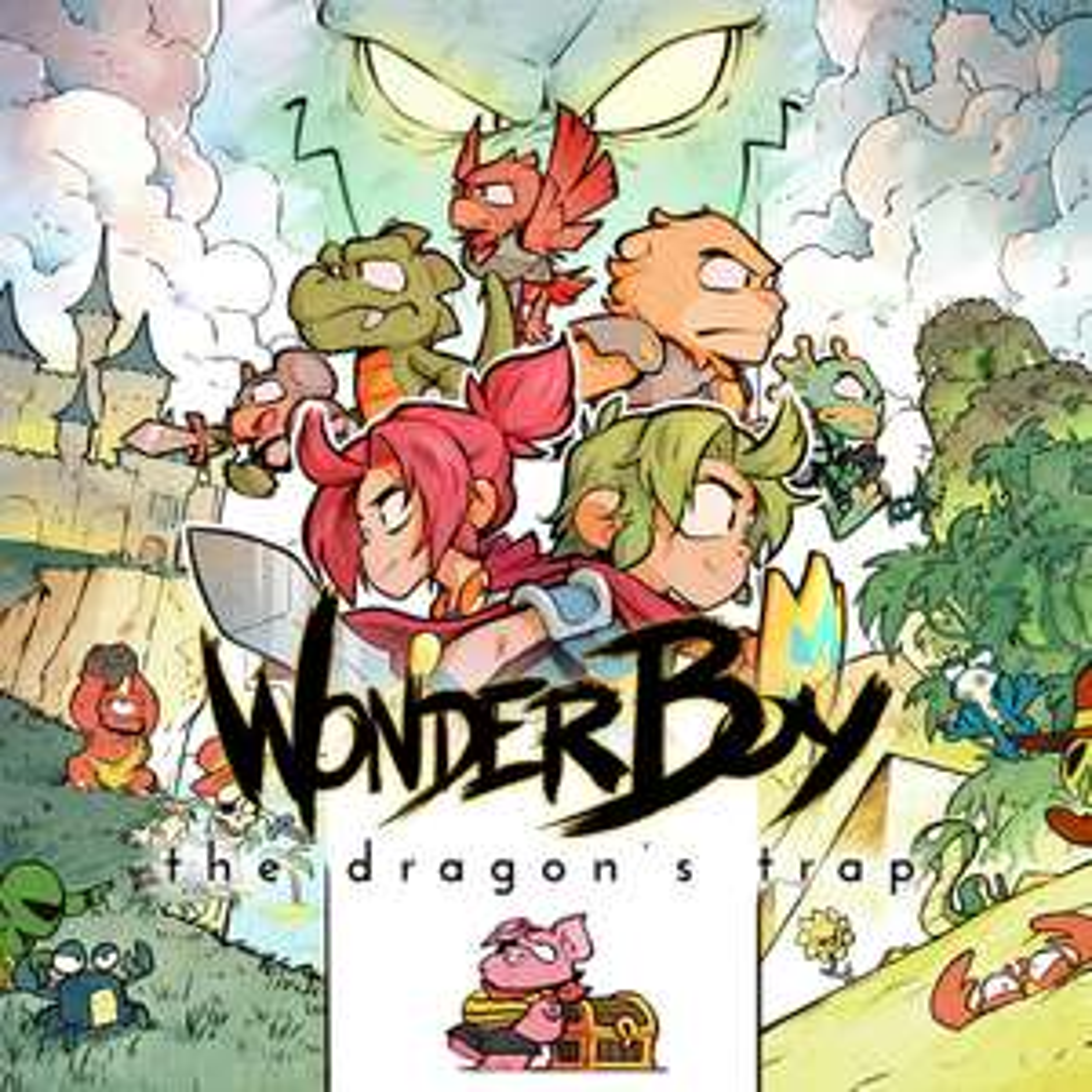 Promocje w Nintendo eShop - Wonder Boy: The Dragon's Trap, Book of Demons oraz Last Day of June @ Switch