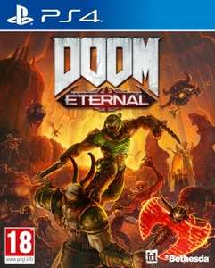 PS4/Xbox One DOOM Eternal + 2 monety