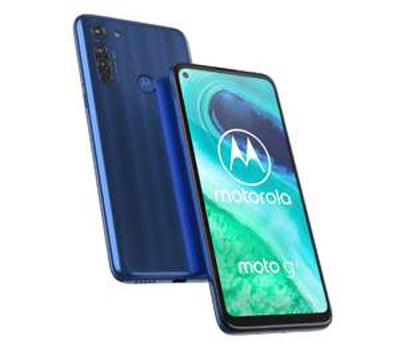 biała Motorola G8 taniej o 60 zł