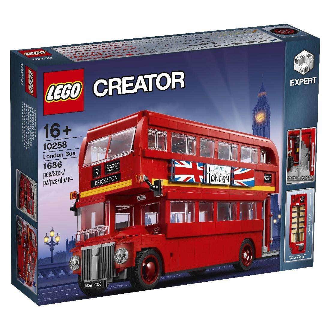 LEGO Creator. 10258 Londyński autobus
