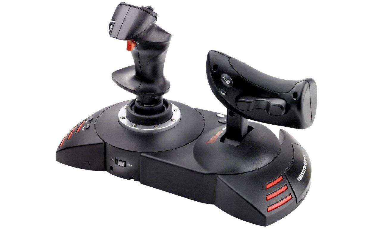 Joystick Thrustmaster T.Flight Hotas X (PC, PS3)