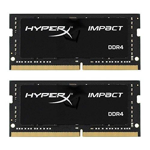 HyperX Impact 32GB (2x16GB) SO-DIMM DDR4 2666MHz CL15