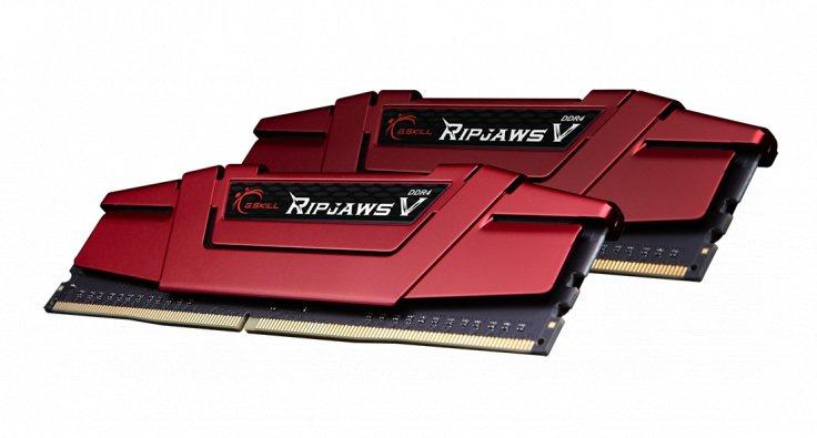 G.SKILL Ripjaws Pamięć RAM DDR4 16GB (2x8GB) 3600MHz CL19