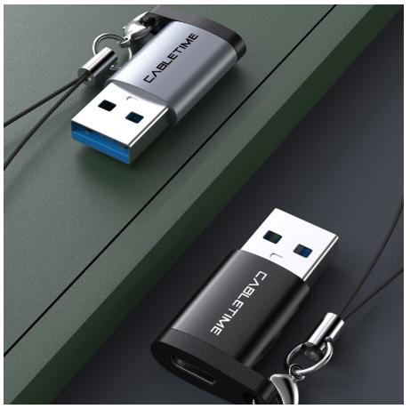Przejściówka USB 3.0 na USB C
