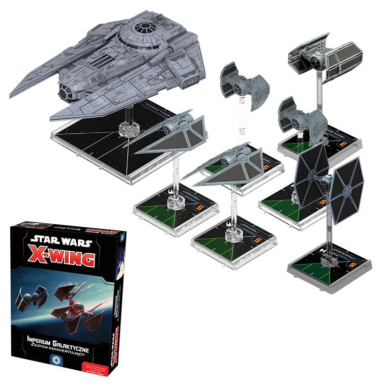 Star Wars: X-Wing - Imperium Galaktyczne pakiet