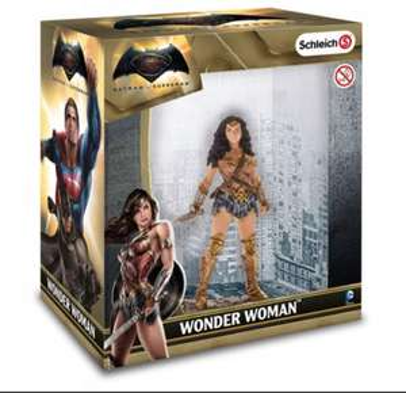 DC COMICS WONDER WOMAN FIGURKA SCHLEICH