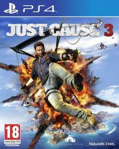 Just Cause 3 + DLC [Playstation 4] za 118,90zł @ Ultima