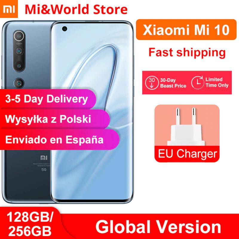 Xiaomi MI 10 z Polski