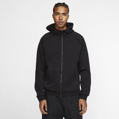 Męska czarna bluza Nike Sportswear