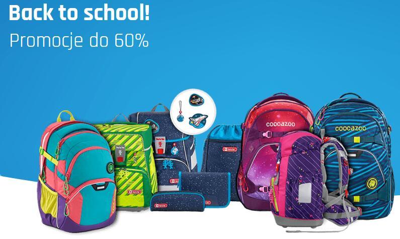 Back To School / Promocja do 60%