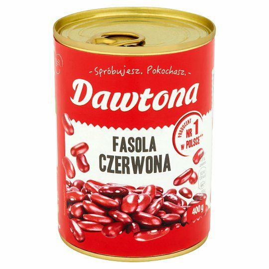 Fasola czerwona w Lidl z Dawtony