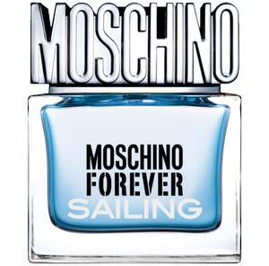 Perfumy Moschino Forever Sailing 100 ml - hebe.pl