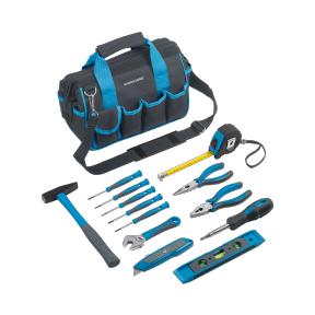 Torba z narzędziami, 13-częściowa, stacjonarnie w Aldi od 5.września