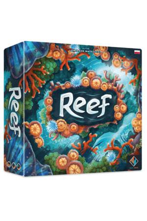 Reef - gra planszowa