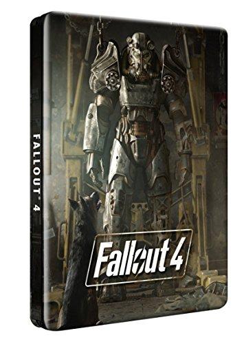 Fallout 4 + steelbook za ok. 91zł @ Amazon.fr