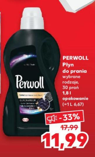Perwoll 1,8L różne rodzaje - Kaufland
