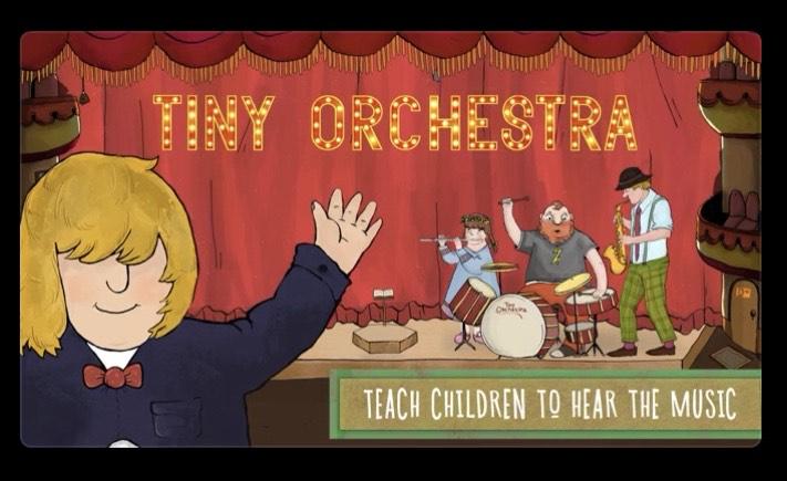Tiny Orchestra iOS (ENG) za darmo.