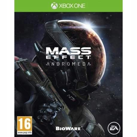 Mass Effect Andromeda Akcja Nowa Gra Xbox One PL