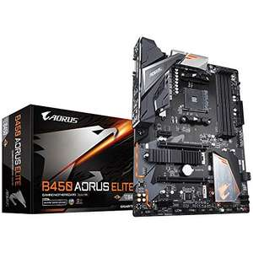 Gigabyte Aorus b450 elite płyta głowna AM4 Ryzen AMD amazon.de