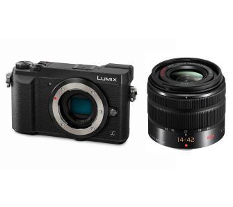 Panasonic Lumix DMC-GX80 + 14-42 mm