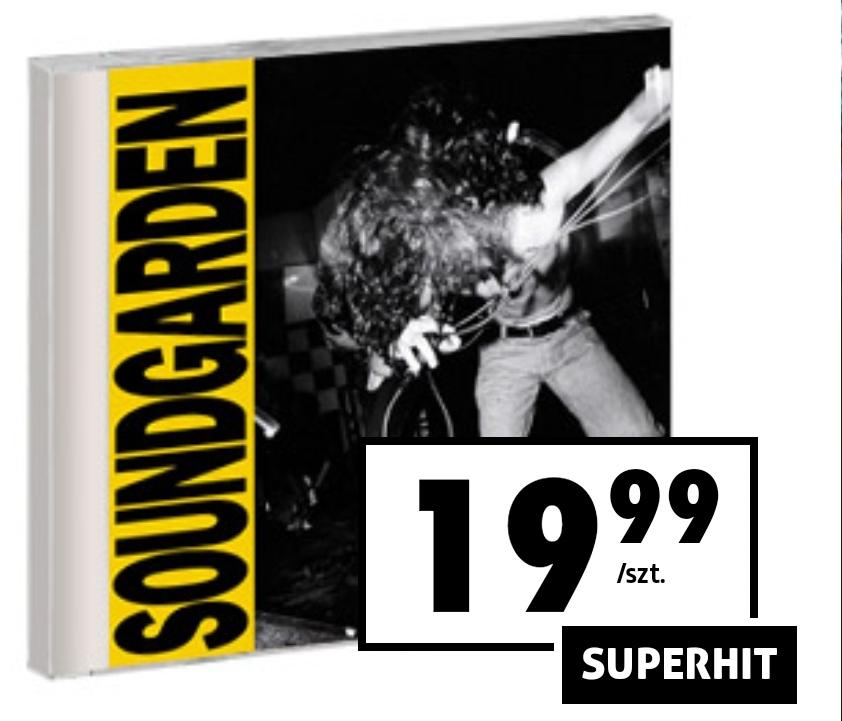 [Biedronka] Płyty CD w świetnej cenie! (aktualizacja od 14.09)