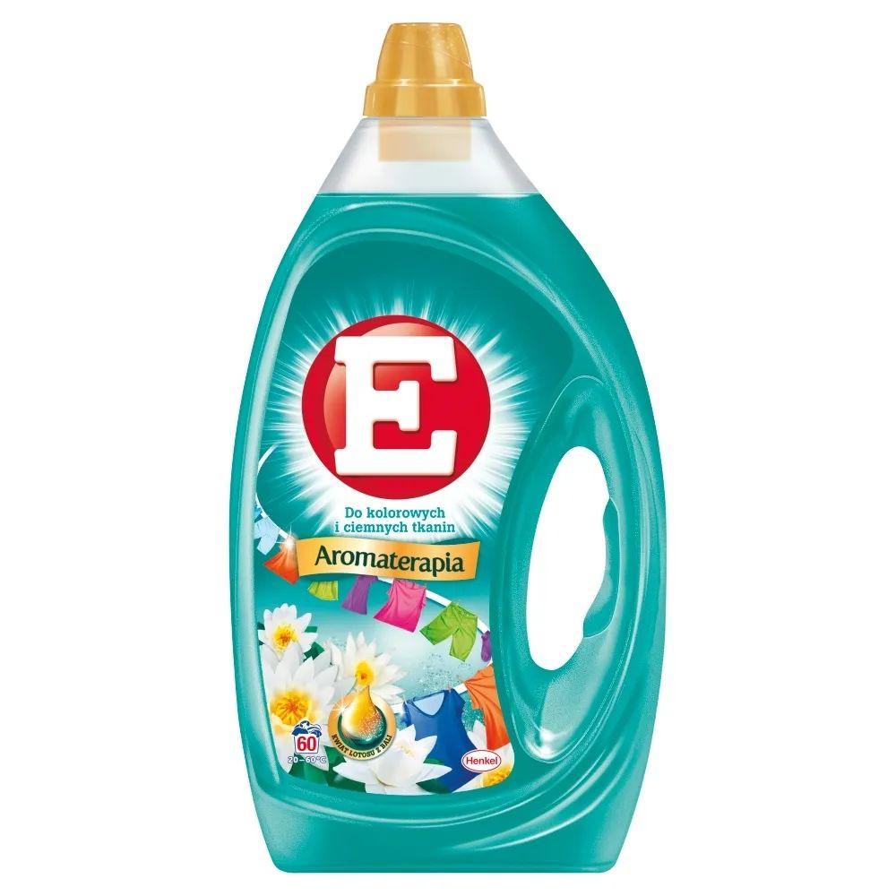 Żel do prania E 3l (białe tkaniny oraz kolorowe)