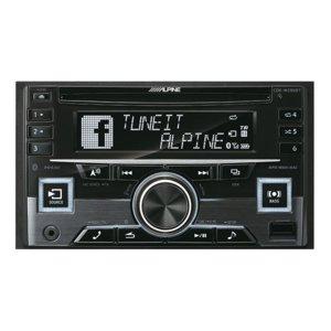 Radio samochodowe Alpine CDE-W296BT