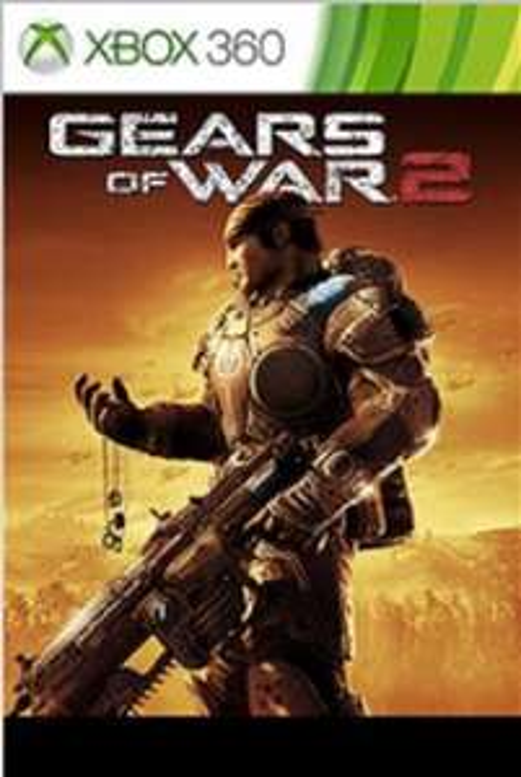 (Xbox) Gears of War 2 - 1,89zł (CDkeys)