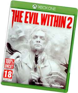 The Evil Within 2 + DLC Last Chance Pack XO Nowa
