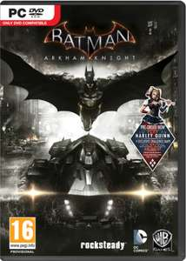 Batman Arkham Knight PC Steam PL