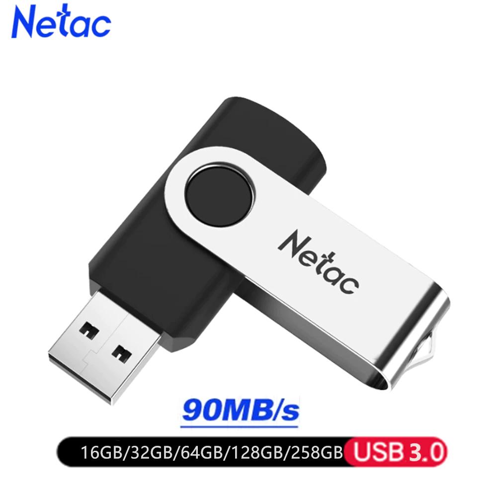 Pendrive USB 3.0 Netac 128GB + 32GB za 14,16 USD (~52,70 PLN)