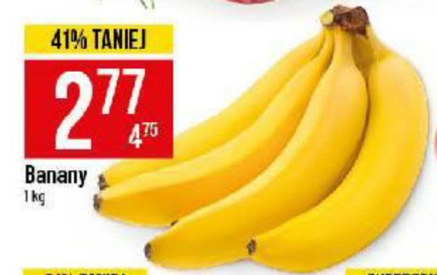 Banany 1kg. Polo Market
