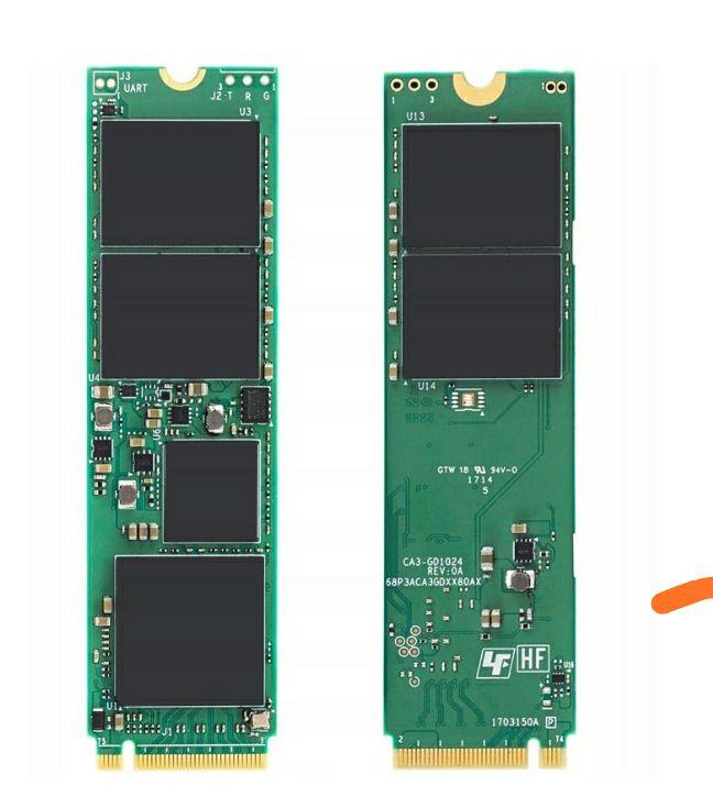 Outlet x-kom - Dysk twardy SSD 240 GB M.2 PCIe za 89 zł