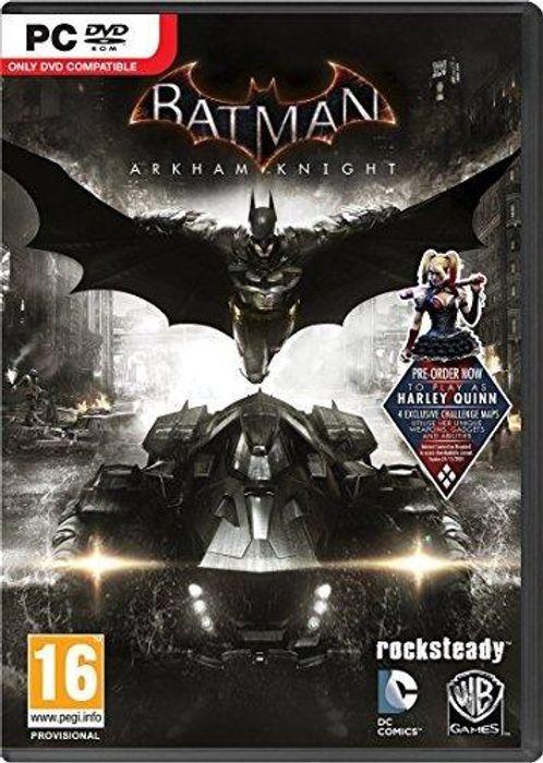BATMAN: ARKHAM KNIGHT PC