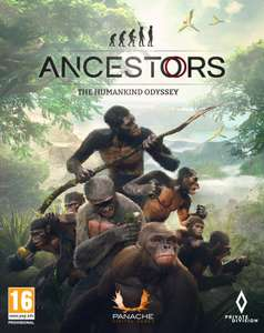Ancestors: The Humankind Odyssey PC Epic Games Store