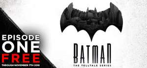 Batman - The Telltale Series - Episode 1 – za darmo @ Steam