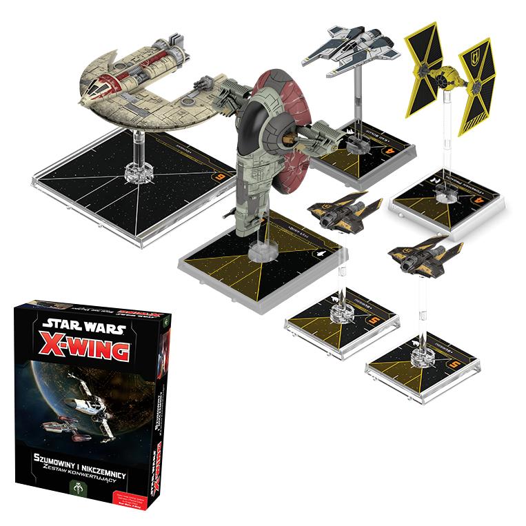 Star Wars: X-Wing - Szumowiny i Nikczemnicy