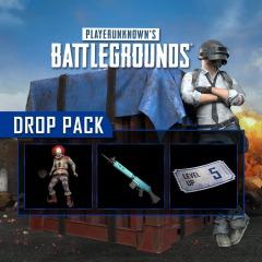 (ZA DARMO) PUBG — Pakiet Zrzutu PUBG do PlayStation®Plus