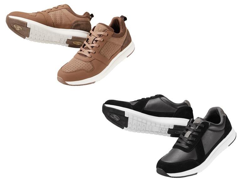 Męskie, skórzane buty za 34,99zł (dwa kolory) @ Lidl