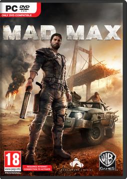 Mad Max PC PL Steam