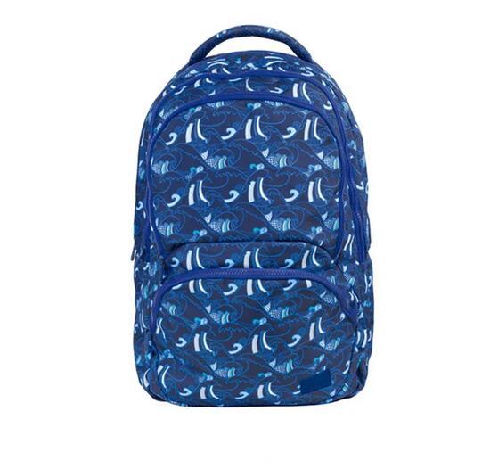 "Plecak szkolny Milan ""Waves"" za 75,44zł (+inne modele) @ Smyk"