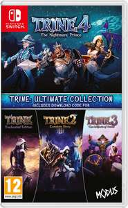 Trine: Ultimate Collection @ Switch £11.99